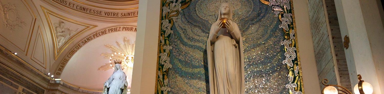 Chapelle de la médaille miraculeuse Paris
