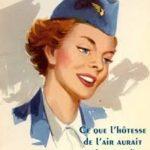 Qui était la première Hotesse de l'air?