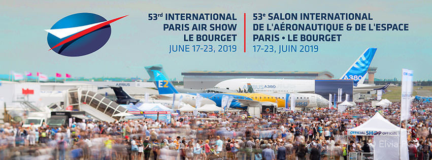 Messe au Salon du Bourget 2019