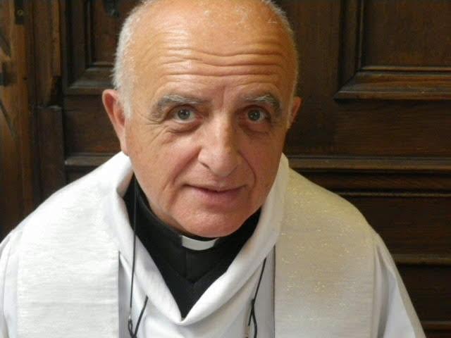 Le Père Yves Marie Clochard-Bossuet, nouvel aumônier NDA