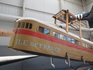 Messe  au Musée de l'air Le Bourget 2019