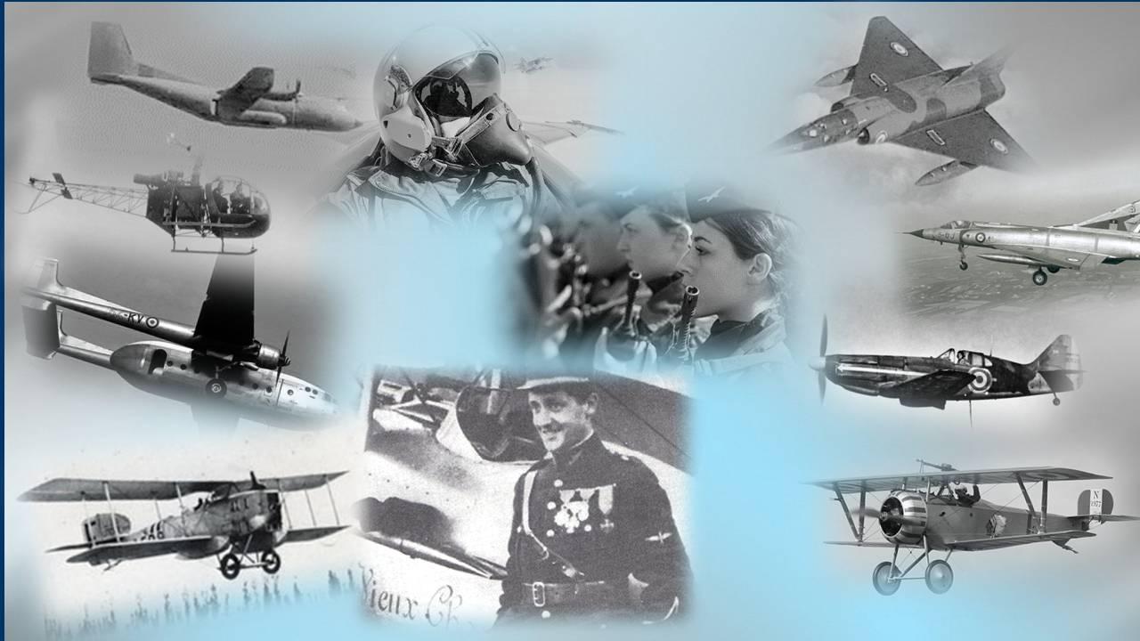Pour la création d'un mémorial des aviateurs