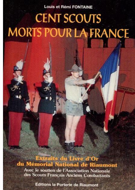 100 Scouts morts pour la France